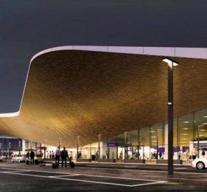 Helsinki Airport continues Terminal 2 expansion project