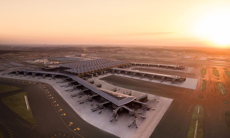 Istanbul New Airport: From concept to mega-hub