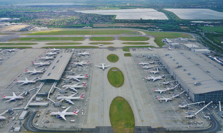 UK airports disappointed in change in government COVID-19 support