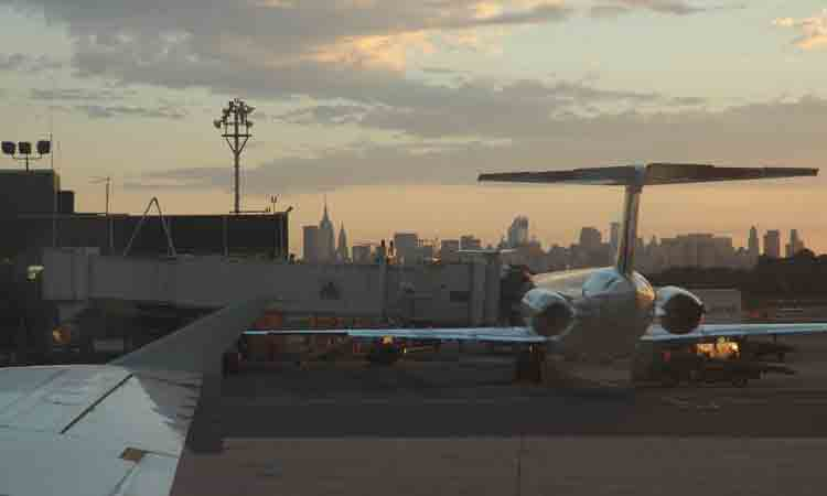 Acrylic barriers to be installed at LaGuardia Airport
