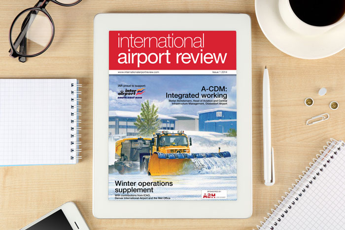 International Airport Review Issue #1 2014
